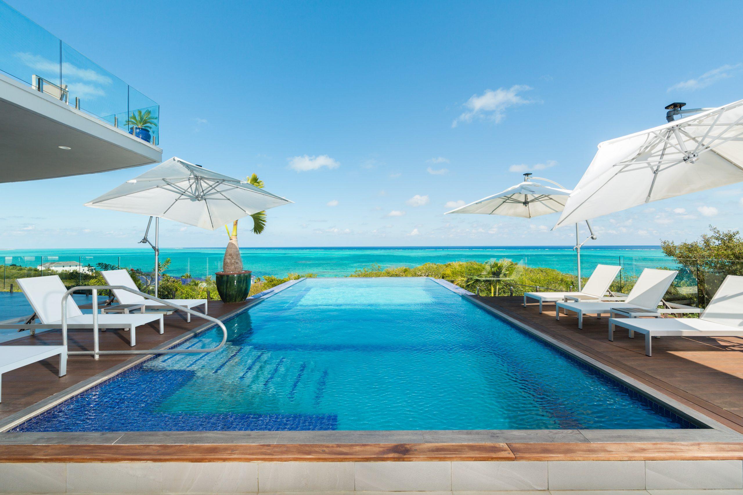 Villa Skyline 9346 Pool