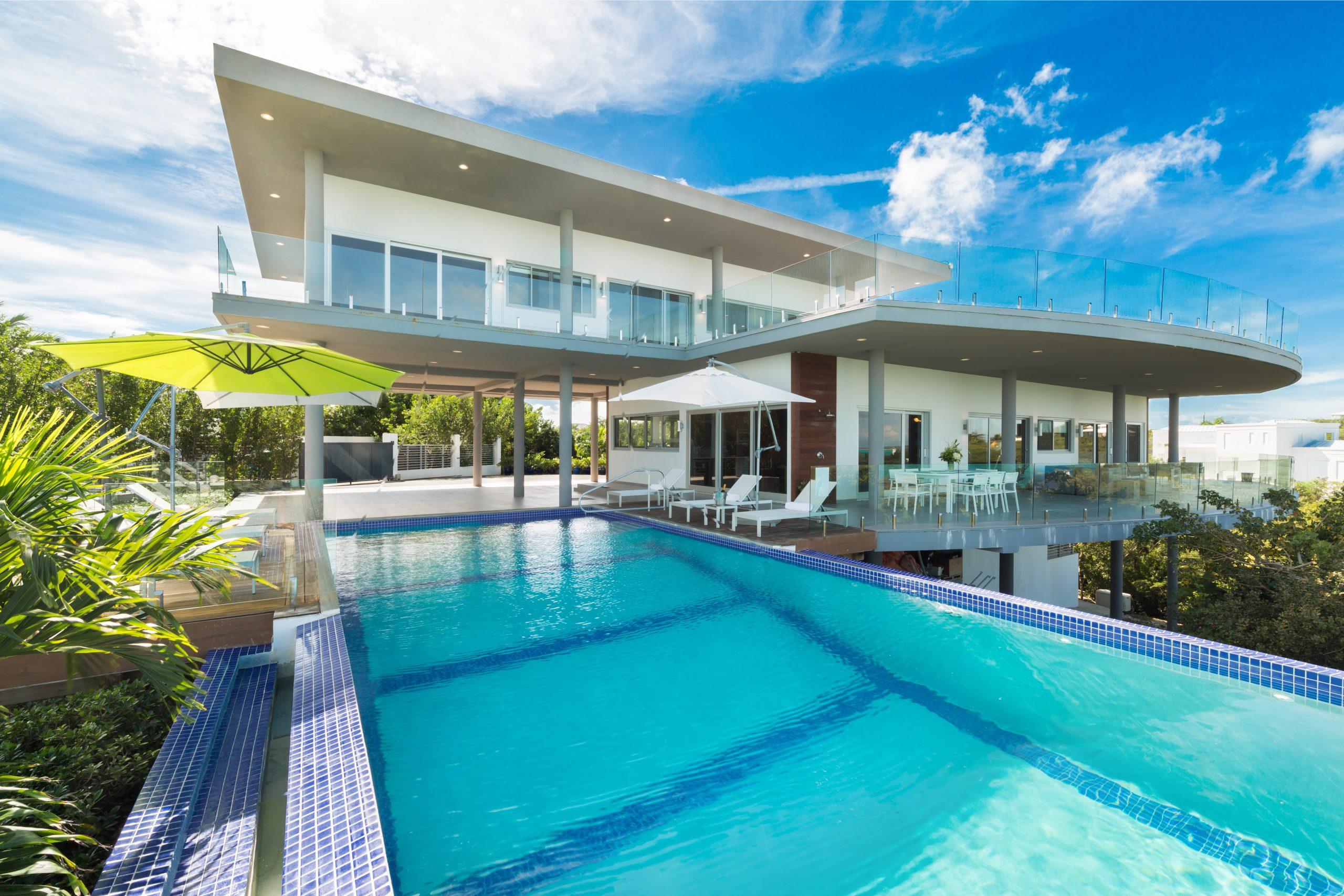Villa Skyline Pool